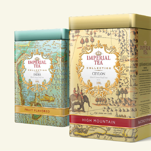 Imperial Tea Collection