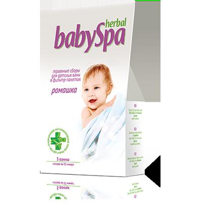 "Herbal BabySpa ""Camomile"""
