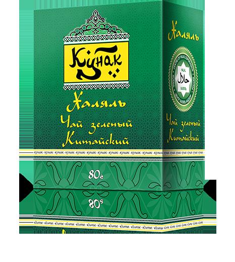 Kunak green, loose leaf