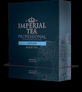 Черный чай Цейлон, «Imperial Tea Professional», 20 пакетиков, 12 шт.