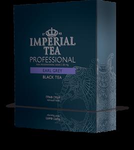 Черный чай Эрл Грей 20 пакетиков по 4 г. 12 шт. гофрокоробе