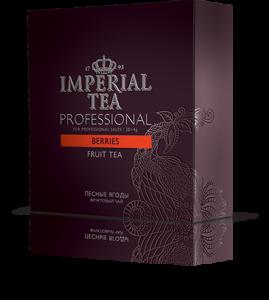 Фруктовый чай «Лесные ягоды» 20 пакетиков по 4 г. 12 шт. гофрокоробе