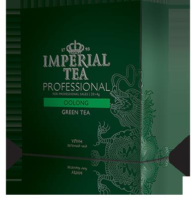 Чай «Улун» 20 пакетиков по 4 г. 6 шт. в гофрокоробе