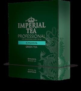 Чай «Юньнань» 20 пакетиков по 4 г. 6 шт. в гофрокоробе