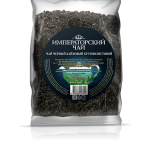 Черный байховый крупнолистовой чай «Императорский чай», 100 г., 40 шт.