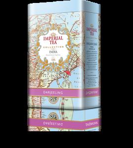 Черный индийский чай дарджилинг «Imperial Tea Collection», 120 г., 12 шт.