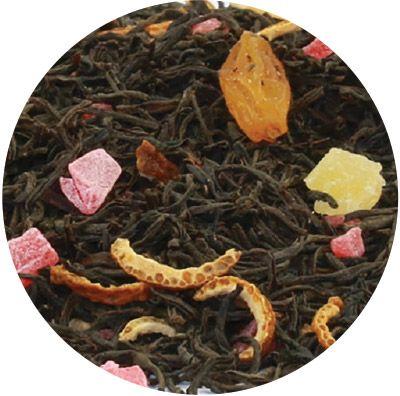 Чай в жестяной банке «Фруктовый» 150 г., 12 шт. в гофрокоробе