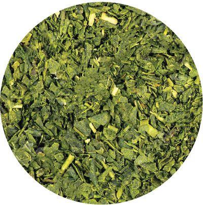 Зелёный чай с ярлыком 25 пакетиков по 1,7 г. 24 шт. в гофрокоробе