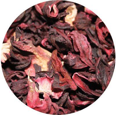 Чайный напиток «ЧайОК» каркаде с шиповником 20 пакетиков по 1,5 г. 56 пачек в гофрокоробе