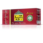 Черный цейлонский чай «Кунак» 25 пакетиков по 1,7 г. 32 шт. в гофрокоробе