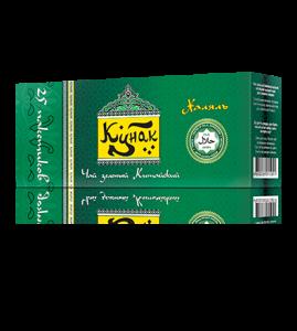 Зелёный чай 25 пакетиков по 1,7 г. 32 шт. в гофрокоробе