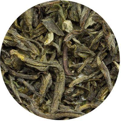 Зеленый чай юньнань 25 пакетиков по 2 г. 20 шт. в гофрокоробе