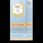 Черный чай фруктовый 25 пакетиков по 1,7 г. 20 шт. в гофрокоробе