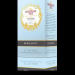 Черный цейлонский чай бергамот «Imperial Tea Collection», 25 пакетиков, 20 шт.