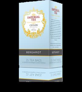 Чай «Бергамот», 25 пакетиков, 20 шт. в гофрокоробе