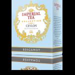 Черный цейлонский чай бергамот «Imperial Tea Collection», 100 г., 56 пачек