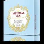 Черный чай цейлон, «Imperial Tea Collection», 120 пакетиков, 8 шт.