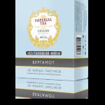 Черный цейлонский чай бергамот «Imperial Tea Collection», 100 пакетиков, 10 шт.