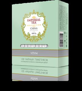 Чай улун 100 пакетиков по 2 г. 10 шт. в гофрокоробе
