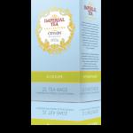 Черный чай имбирный 25 пакетиков по 1,7 г. 20 шт. в гофрокоробе