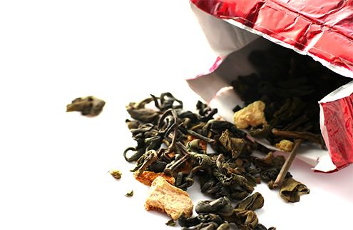 Рассыпной чай от Imperial tea