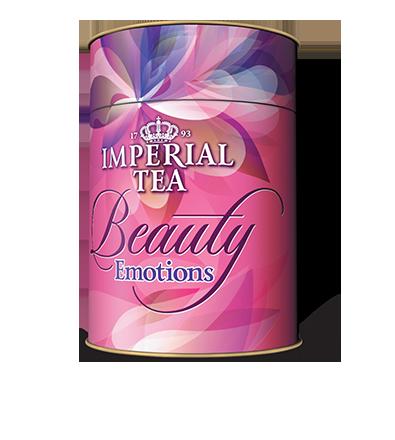 Чай Beauty Emotions 100 г. 6 шт. в гофрокоробе