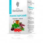 Чай «Монастырский» 20 пакетиков по 1,5 г. 20 шт. в гофрокоробе