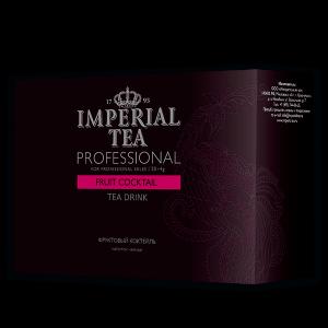 Чай «Фруктовый коктейль» 20 пакетиков по 4 г. 6 шт. в гофрокоробе