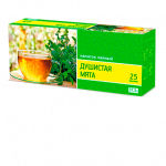 «Душистая мята» 25 пакетиков по 1,5 г. 32 шт. в гофрокоробе